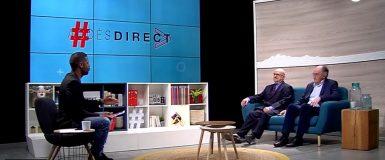 Interview : les présidents CPME des Savoie sur TV8 Mont Blanc